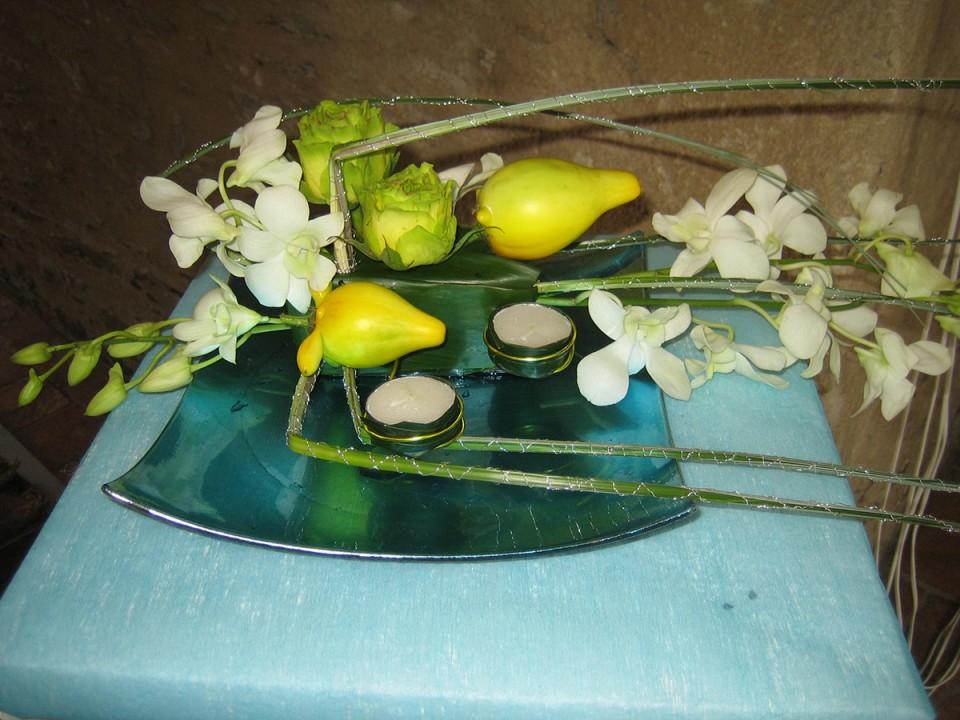 Decoration De Table Succulente  Ef Bf Bd Offrir